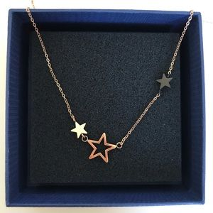Jewelry - Brand new star necklace